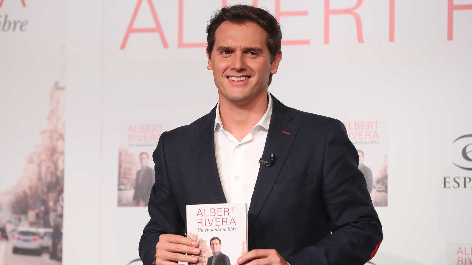 Entrevista a Albert Rivera - La Hora de la 1