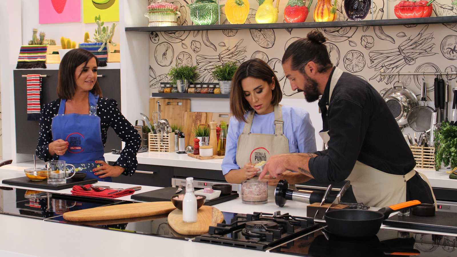 Cocina al punto con Peña y Tamara - Arroz a la zamorana - ver ahora