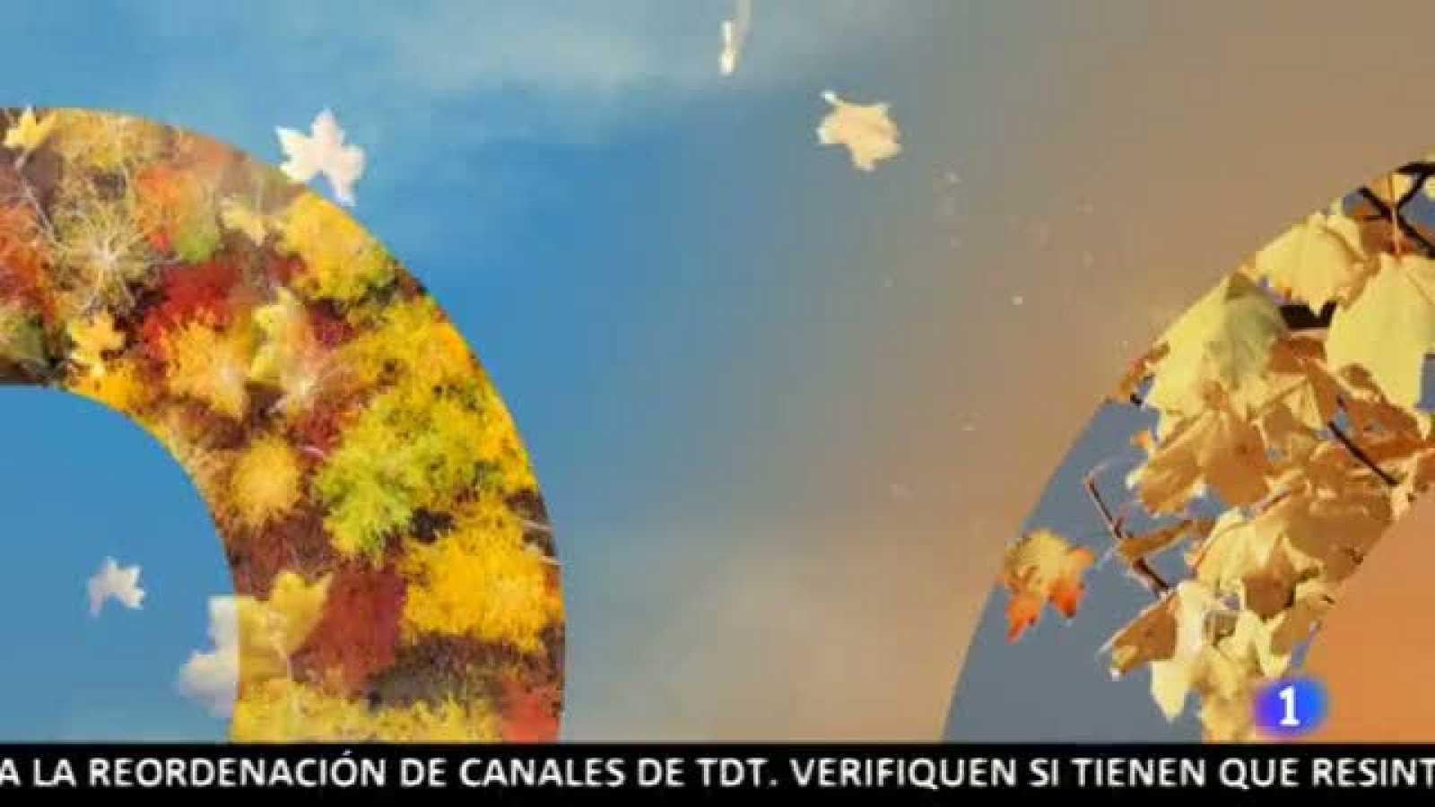 El tiempo en Castilla y León - 01/10/2020