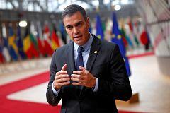 """Sánchez pide a los presidentes autonómicos """"alejarse del debate partidista"""" porque """"el único enemigo es el virus"""""""