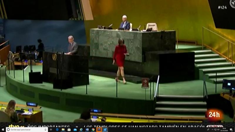 La Asamblea General de la ONU celebra el 25 aniversario de la Declaración de Pekín
