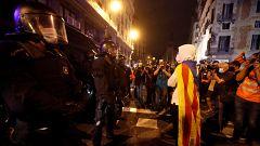 Concentraciones en el tercer aniversario del referéndum ilegal en Cataluña