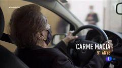 Obrim fil | Carme Macià, conductora de 91 anys