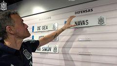 Fútbol - Presentación lista de convocados selección española y rueda de prensa Luis Enrique