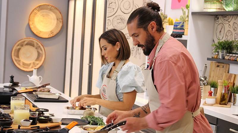 Cocina al punto con Peña y Tamara - Pichón con salsa de vino - ver ahora