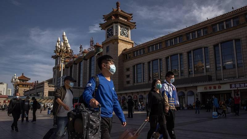 China retoma el turismo local tras más de mes y medio sin contagios locales