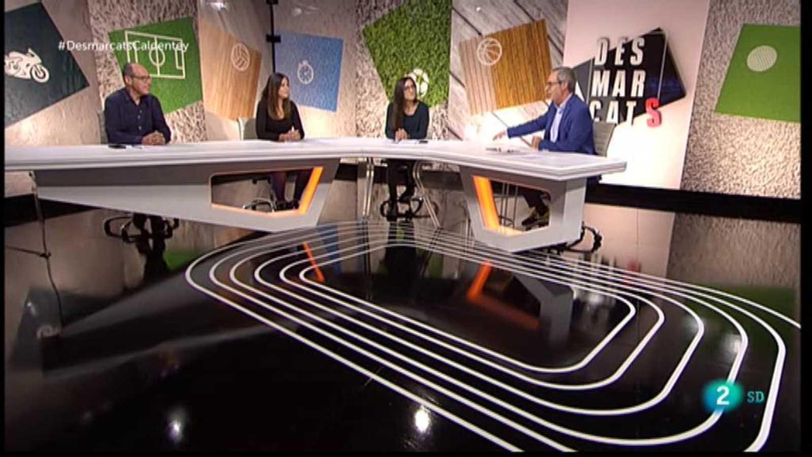Desmarcats - Tertúlia Esportiva. La solidesa del Barça a Balaídos
