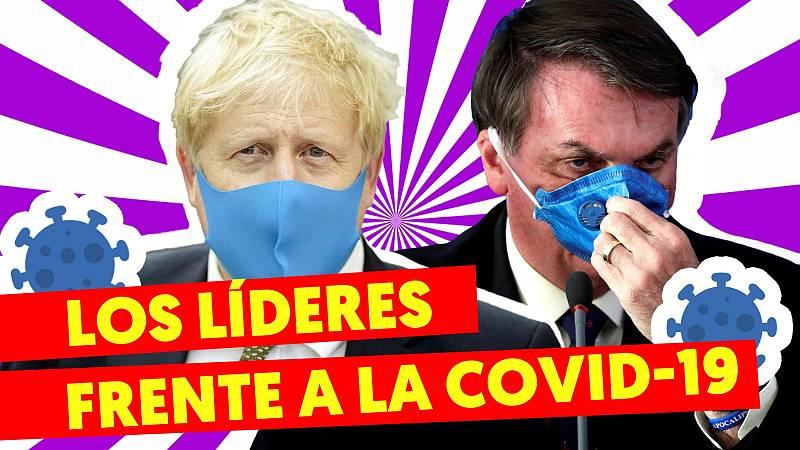 De Trump a Bolsonaro: los líderes contagiados por COVID-19