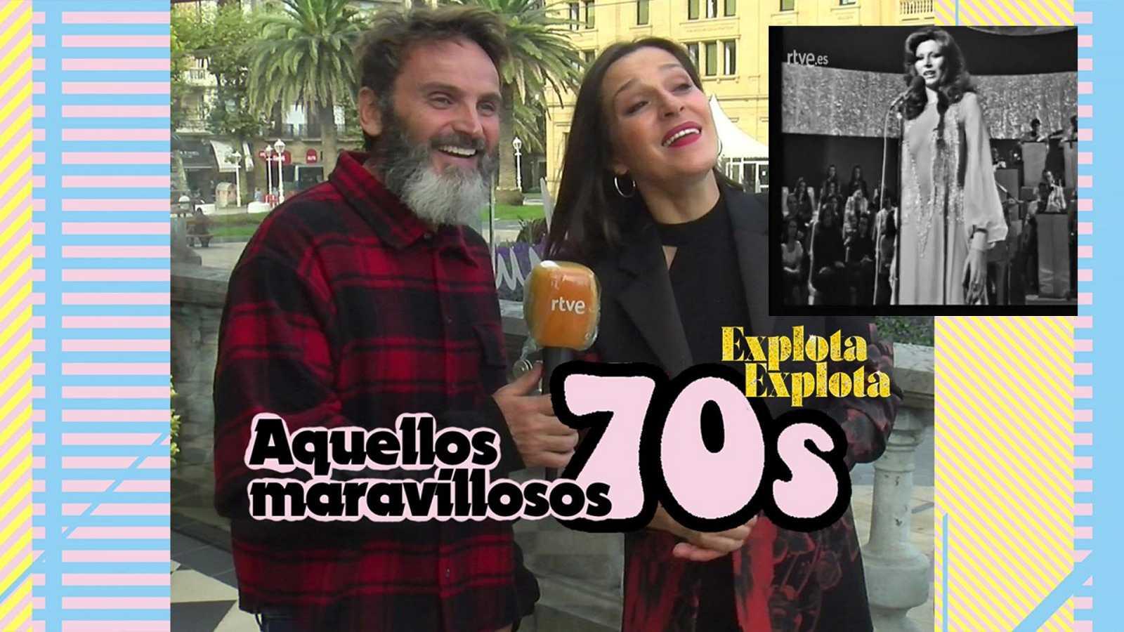 'Aquellos maravillosos 70' con Fernando Tejero y Natalia Millán