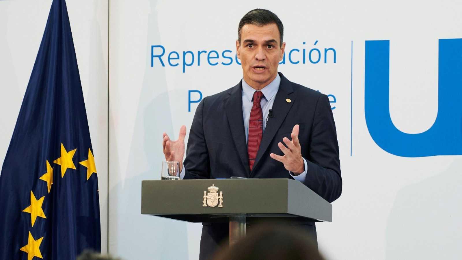 Sánchez avisa que cambiará la ley para desbloquear el CGPJ si el PP no pacta