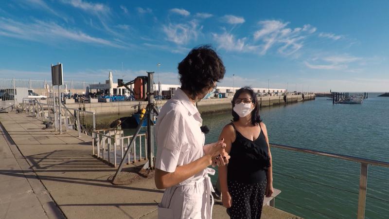 Aquí la Tierra - La primera mujer subastadora de lonja: la conocemos en Chipiona