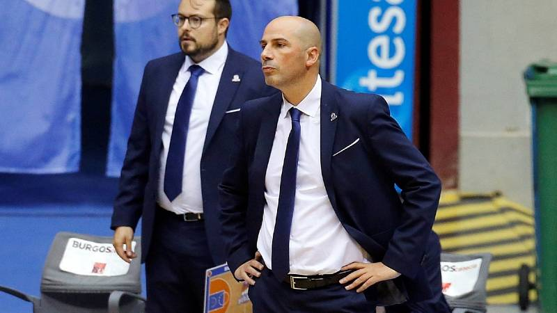 """Peñarroya: """"Miro a la cara de los mis jugadores y veo que quieren llevarse la victoria el domingo"""""""