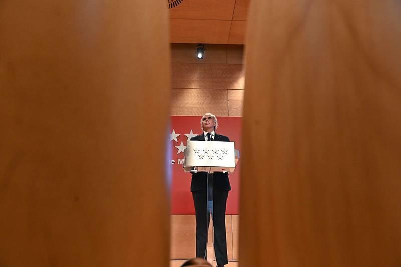 Sin sanciones en Madrid por las restricciones hasta que el TSJ responda al recurso de Madrid