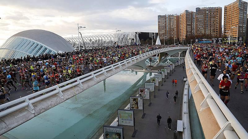 La pruebas de maratón se reinventan poder sortear la pandemia