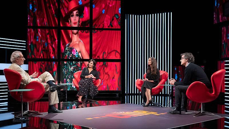 Historia de nuestro cine - Coloquio: Ángela Molina - ver ahora