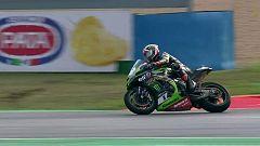 Motociclismo - Campeonato del Mundo Superbike. Prueba Francia. WSBK Superpole.