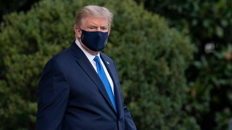 Los líderes mundiales desean a Trump una pronta recuperación de la COVID-19