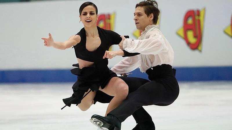 Sara Hurtado vuelve al hielo