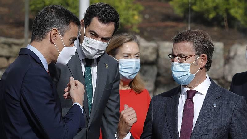 """Sánchez: """"La unión es la mejor vacuna"""""""