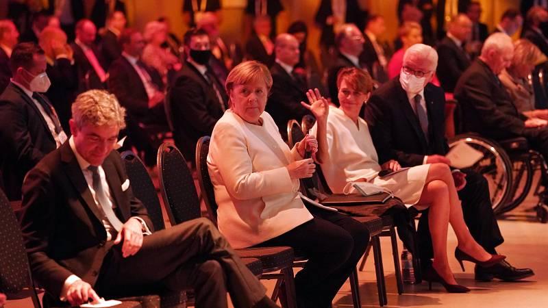 Alemania celebra los 30 años de la reunificación del país