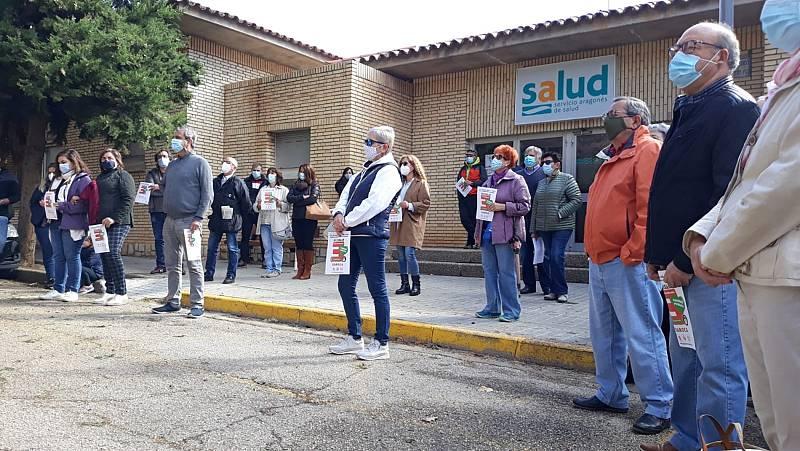 La España vaciada reivindica una sanidad pública de calidad