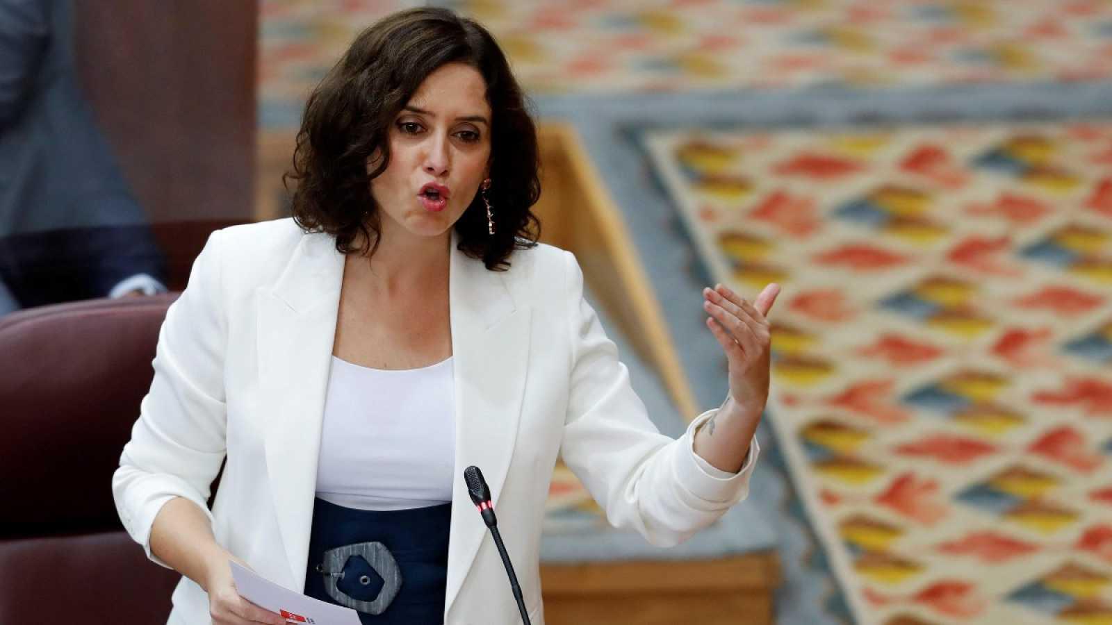 La Audiencia Nacional admite a trámite el recurso de Madrid contra las restricciones