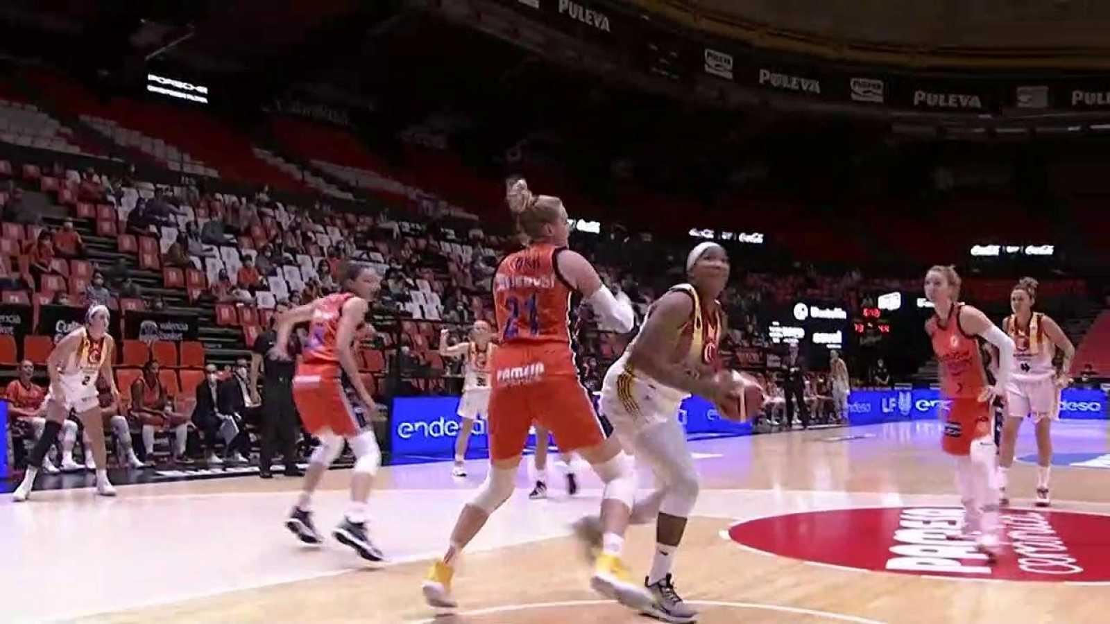 Baloncesto - Liga femenina Endesa 3ª jornada: Valencia BC - Casademont Zaragoza - ver ahora