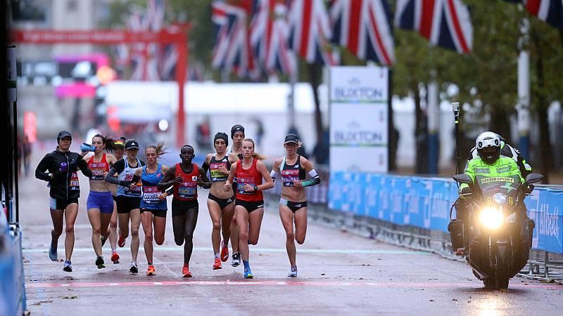 Atletismo - Maratón de Londres Femenina - ver ahora