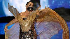 Flash Moda - Rossy de Palma desfila para Andres Sarda