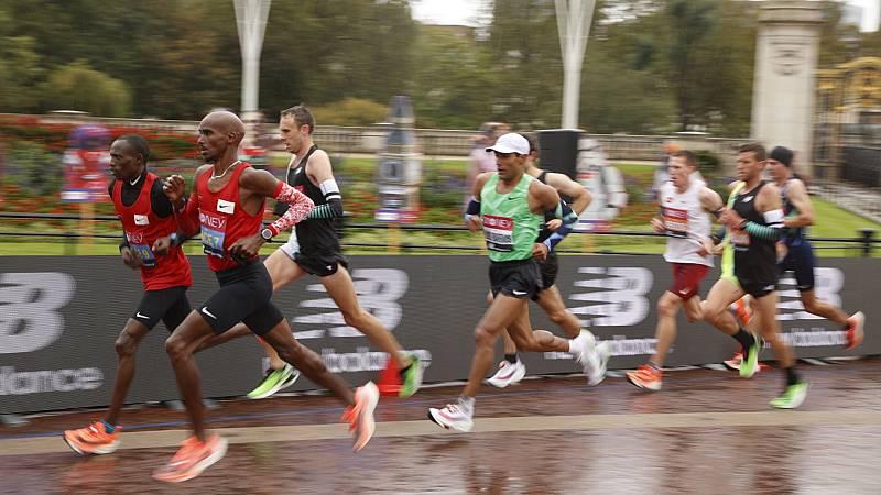 Atletismo - Maratón de Londres Masculino - ver ahora