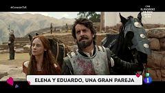 Corazón - Eduardo Noriega y Elena Rivera estrenan 'Inés del alma mía'
