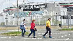La segunda ola del coronavirus golpea al Calcio y a otras ligas