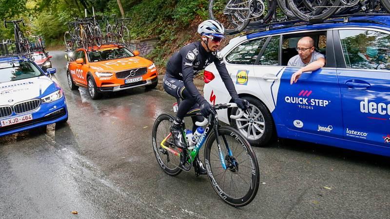 Ciclismo - Lieja - Bastogne - Lieja. Carrera masculina - ver ahora