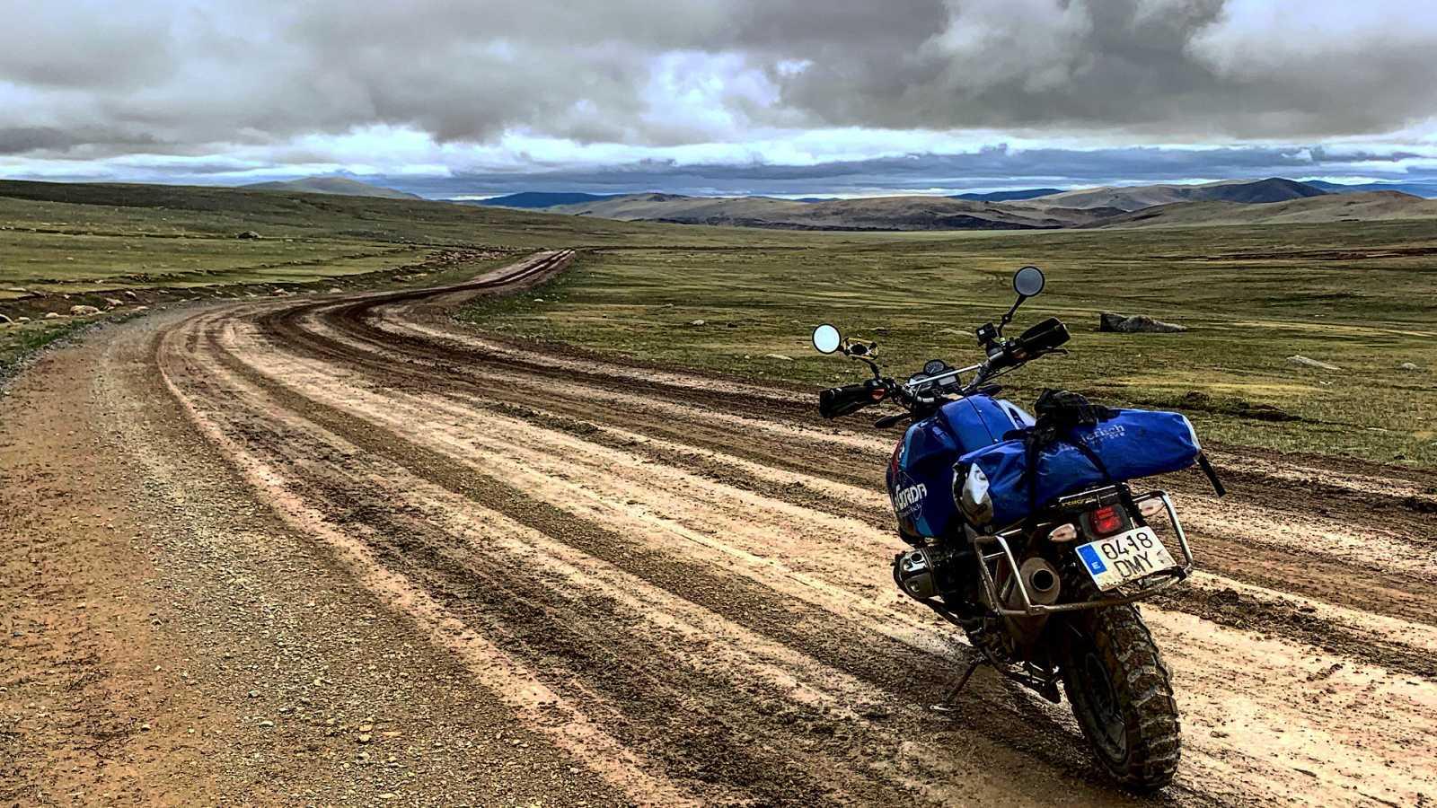 Diario de un nómada - Las huellas de Gengis Khan: La caótica frontera de Mongolia - ver ahora