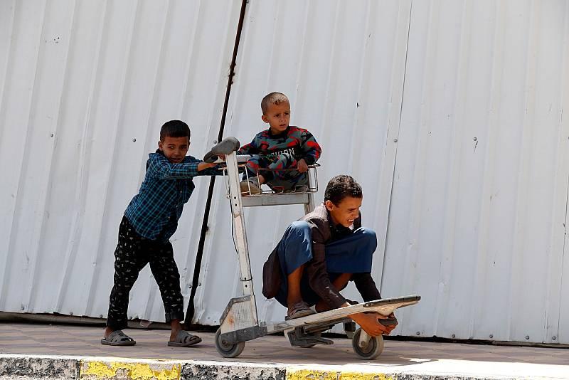 Yemen, una guerra con víctimas muy jóvenes