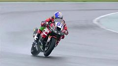 Motociclismo - Campeonato del Mundo Superbike. Prueba Francia. World Supersport 2ª carrera