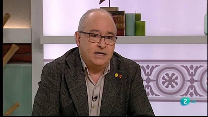"""Cafè d'idees - Josep Bargalló """"Per evitar contagis, és més important fer un grup bombolla que baixar les ràtios"""""""