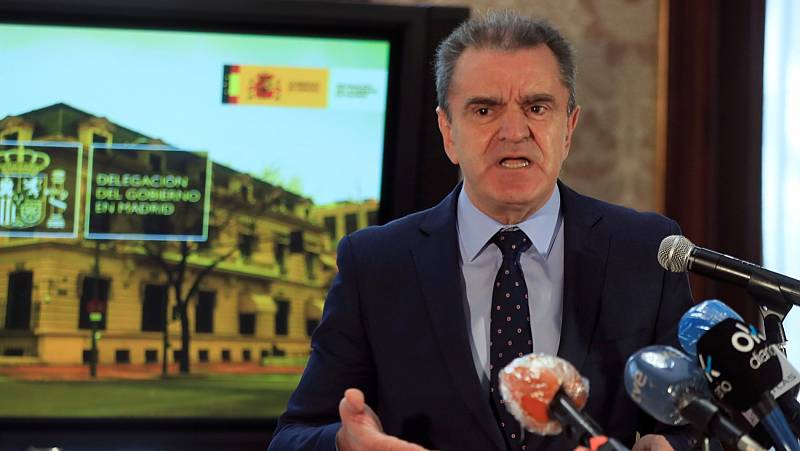 """José Manuel Franco: """"Desde que finalizó el estado de alarma en Madrid no se han tomado medidas adecuadas"""""""
