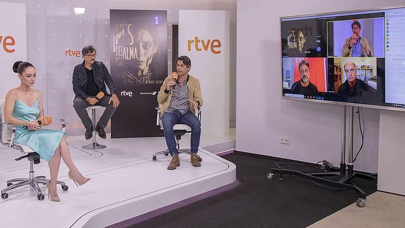 RTVE presenta 'Inés del alma mía'