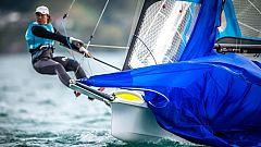 El equipo olímpico español de vela cierra el europeo con buenos resultados
