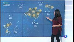El temps a les Illes Balears - 05/10/20