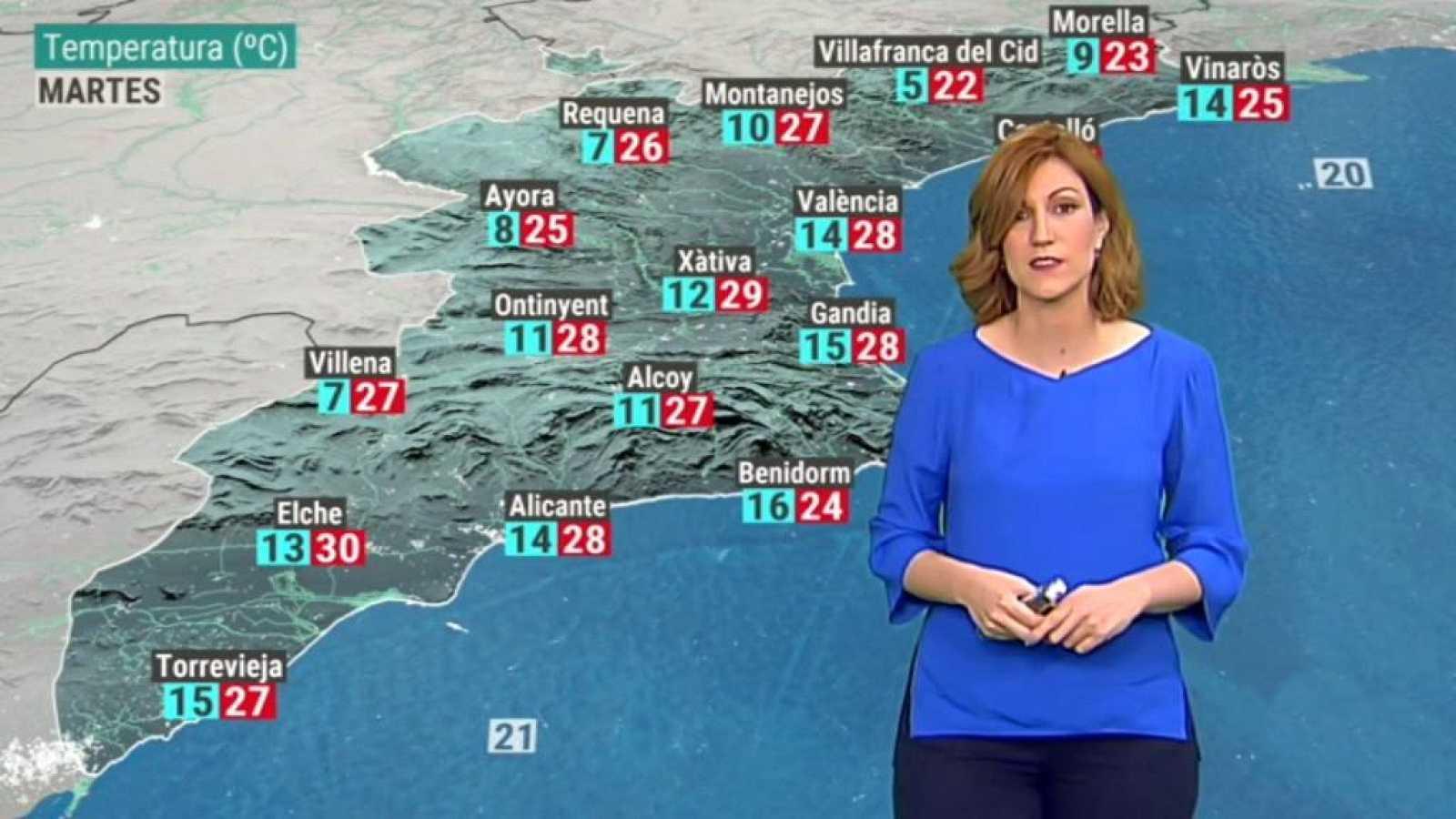 El tiempo en la Comunidad Valenciana - 05/10/20 - ver ahora