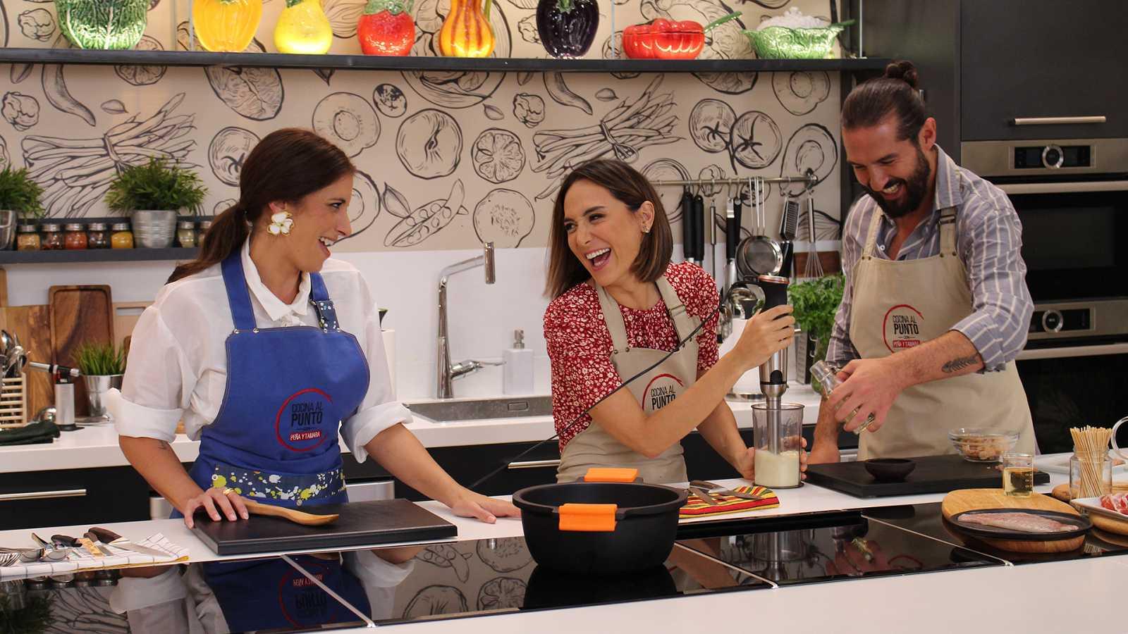 Cocina al punto con Peña y Tamara - Solomillo Wellington - ver ahora