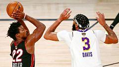 Las cinco mejores jugadas del tercer partido de la Final, Miami-Lakers