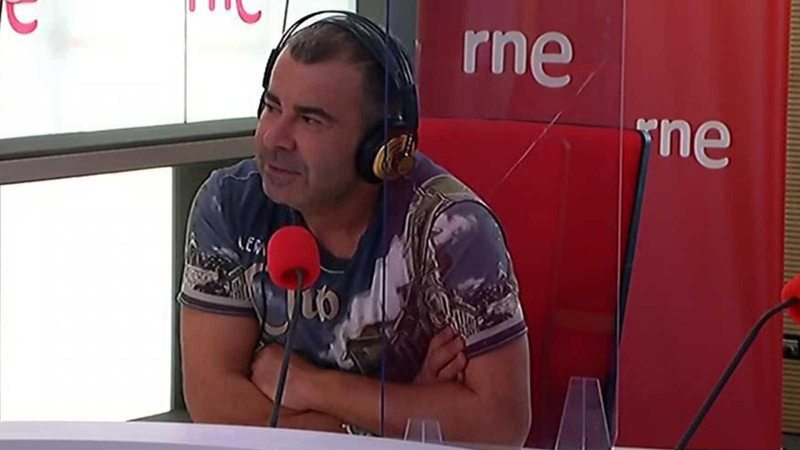 """Jorge Javier Vázquez: """"Cuando te dicen que te podrías haber muerto te liberas y aprendes a vivir"""" - ver ahora"""