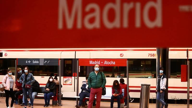 """Simón: """"Madrid no está en una situación favorable"""""""