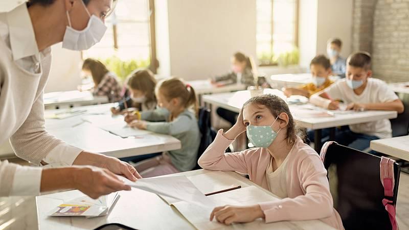 Bélgica asume el riesgo de las clases presenciales durante la pandemia