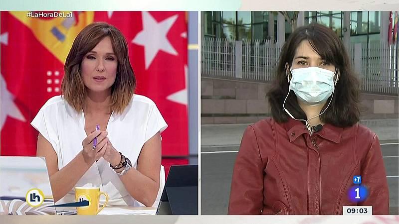 """Isa Serra: """"Creo que Ayuso va a perder en los tribunales"""""""