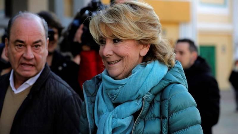 """Aguirre aconseja a Ayuso que siga como hasta ahora porque es una """"crack"""""""
