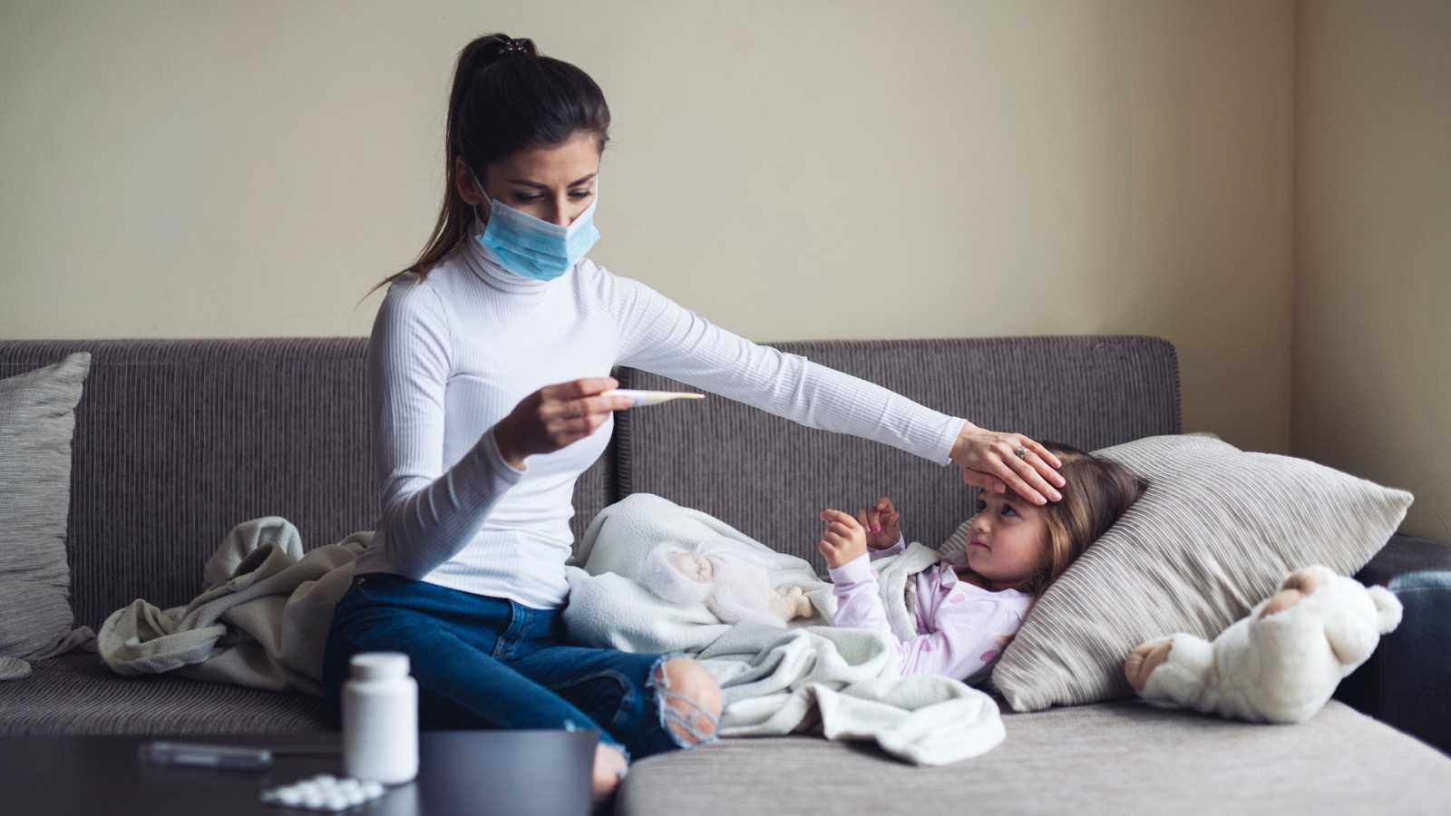 Diferencia entre los síntomas de la gripe y coronavirus